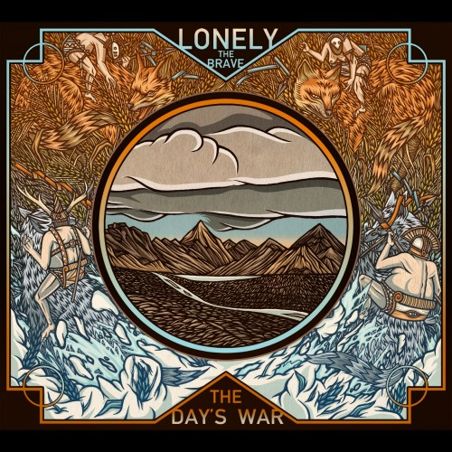 The Day's War – Lonely The Brave
